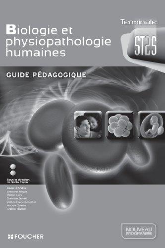 9782216119899: Biologie et physiopathologie humaines Tle Bac ST2S Guide pédagogique