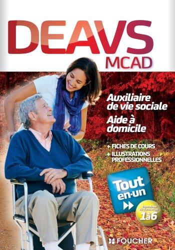 9782216121427: Tout en un DEAVS - MCAD