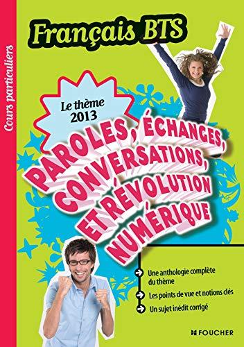 Francais Bts 2013 Yasmine Georges Livre