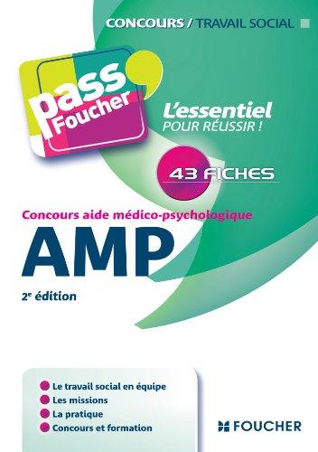 9782216124961: Pass'Foucher - Concours aide m�dico-psychologique AMP 2e �dition
