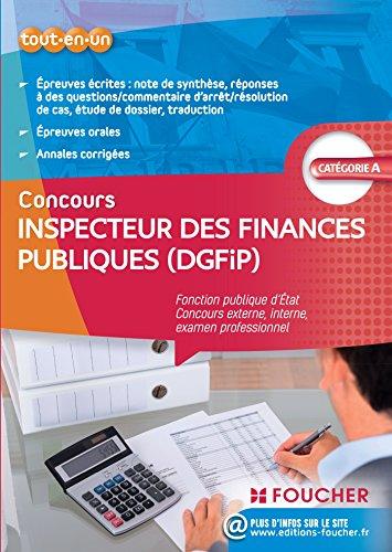 9782216129010: Inspecteur des finances publiques (DGFIP)