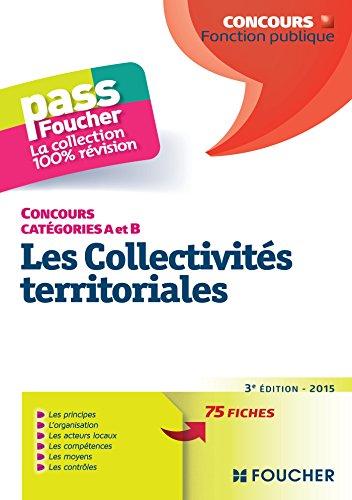 9782216129119: Pass'Foucher - Les Collectivités territoriales 3e édition - 2015