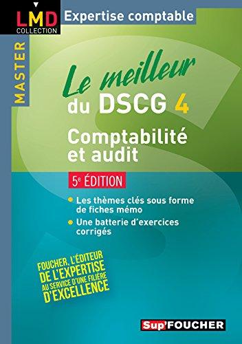 9782216131303: Le meilleur du DSCG 4 - Comptabilité et audit 5e édition