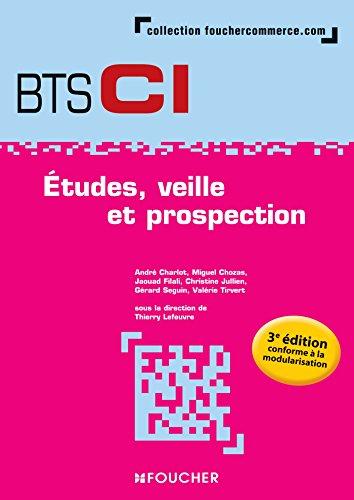 9782216132201: études, veille et prospection ; bts ; 1ère année (3e édition)
