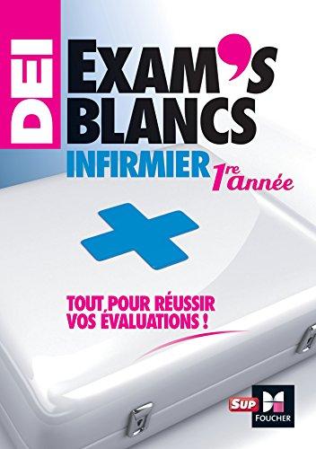 Exam's blancs 1re année - Evaluations corrigées: Larbi Amazit; Carine