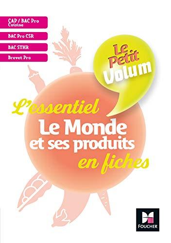 9782216149575: Le Petit Volum' - Le Monde et ses produits - Révision et entrainement