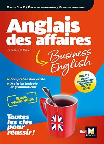 9782216152902: Anglais des affaires - Licence, master, école de management, DSCG, BULATS