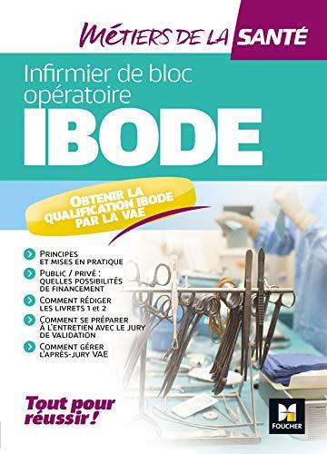9782216154326: Métiers de la santé - IBODE - Infirmier - Révision et entraînement