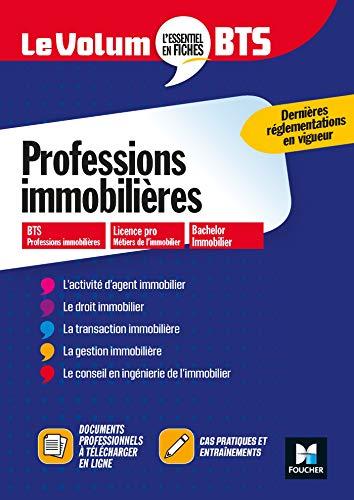 9782216154364: Le Volum' BTS - Professions immobilières - Révision et entrainement