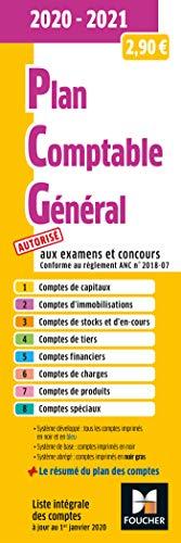 9782216157013: Plan comptable général - PCG - 2020-2021
