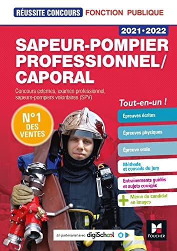 9782216162406: Sapeur-pompier professionnel/caporal : Concours externes, examen professionnel, sapeurs-pompiers volontaires (SPV) (Réussite concours)