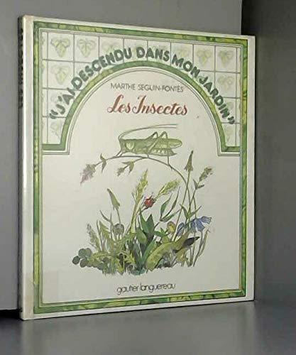 Les insectes 040396 (G.Lang.Liv.Appr): n/a