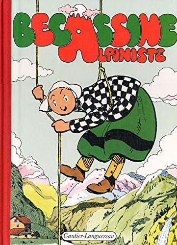 Becassine Alpiniste (English and French Edition): Caumery