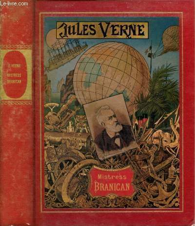 Mistress Branican (Les Voyages extraordinaires) (French Edition): Verne, Jules