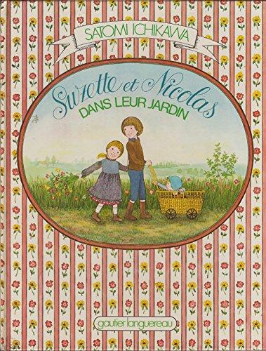 9782217210014: Suzette et Nicolas dans leur jardin