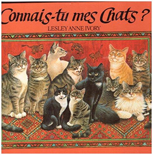 9782217351014: Connais-tu mes chats ?