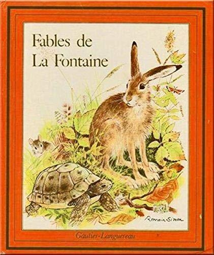 Fables: Simon, Romain