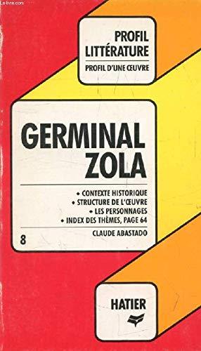 9782218004568: Germinal, Zola