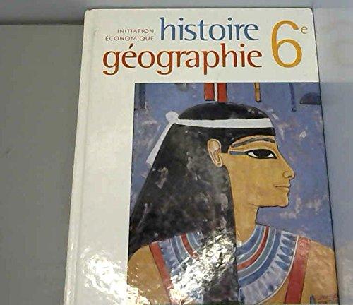 9782218005558 Histoire Geographie Initiation Economique