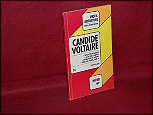 9782218019142: Candide, Voltaire