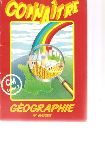 9782218019340: GEOGRAPHIE CM. Livret 2