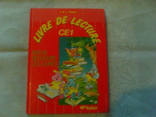 9782218020094: Ratus d�couvre les livres CE1 manuel elementaire 052397