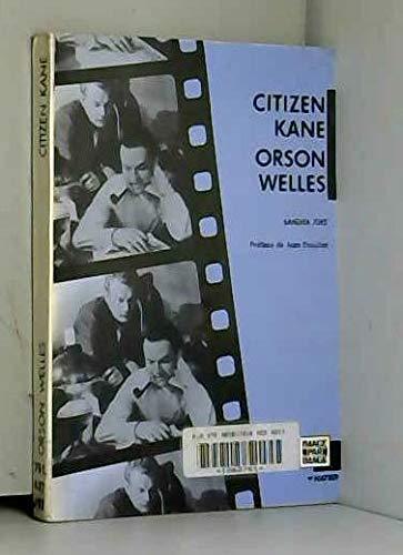 9782218024054: Citizen Kane, Orson Welles (Image par image) (French Edition)