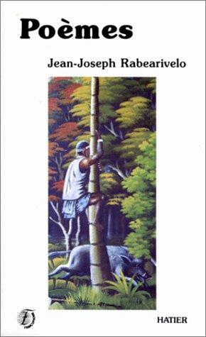 Poèmes: Jean-Joseph Rabearivelo