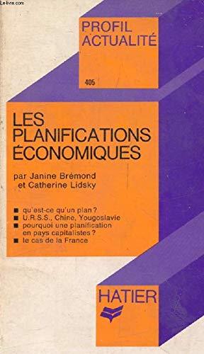 9782218031267: Les Planifications économiques