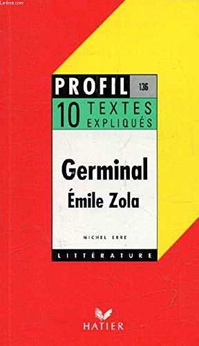 9782218032097: Germinal (French Edition)