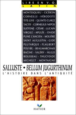 9782218035623: Bellum jugurthinum