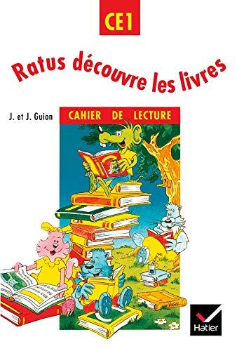 9782218035821: Ratus découvre les livres : Cahier de lecture CE1