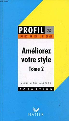 9782218048074: Profil Formation: Ameliorez Votre Style 2 (French Edition)