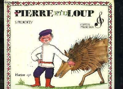 9782218049118: Pierre Et Le Loup