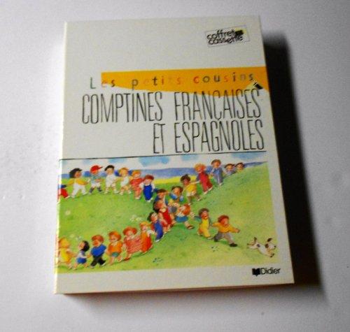 9782218049675: COMPTINES FRANCAISES ET ESPAGNOLES