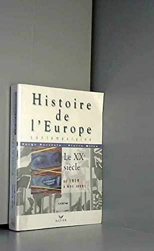 HISTOIRE DE L'EUROPE. Tome 5, Déchirures et reconstruction de l'Europe, 1919 &...