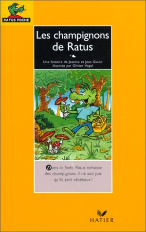 9782218055812: Les champignons de Ratus