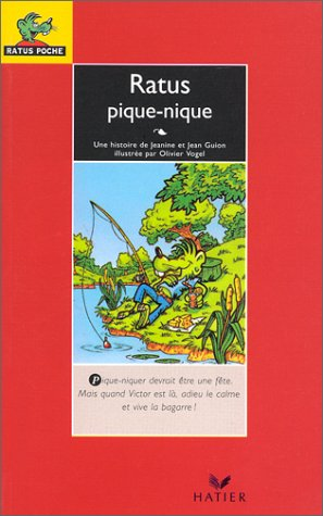 9782218057663: Bibliotheque De Ratus - Level 2: Ratus Pique-Nique (French Edition)