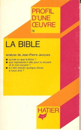 9782218059919: LA BIBLE