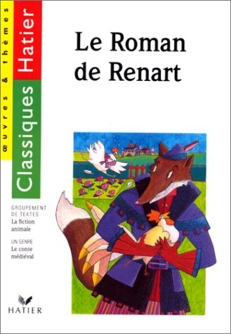 9782218060342: Le Roman de Renart, la fiction animale