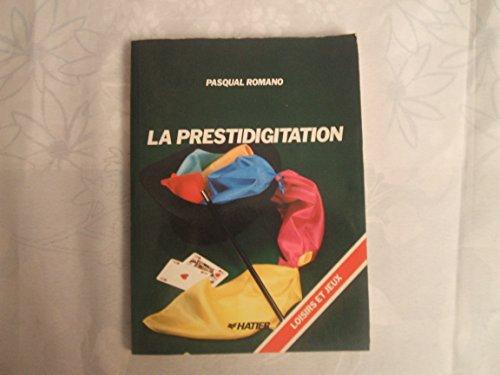 9782218075315: Prestidigitation