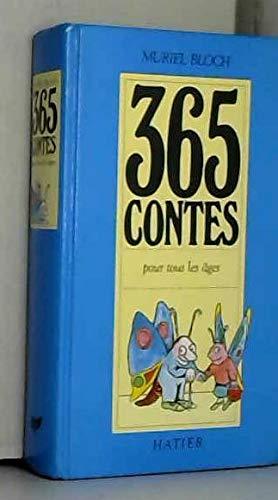 9782218077524: 365 contes pour tous les âges 121997