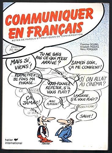 9782218078521: Communiquer En Francais: Textbook