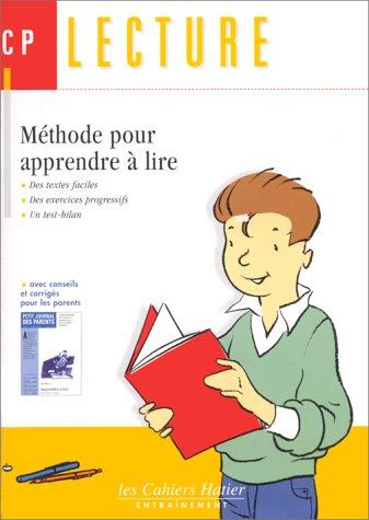9782218712074: Lecture CP : Méthode pour apprendre à bien lire
