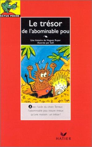 9782218712852: Le Tresor De l'Abominable Pou (Ratus rouge) (French Edition)
