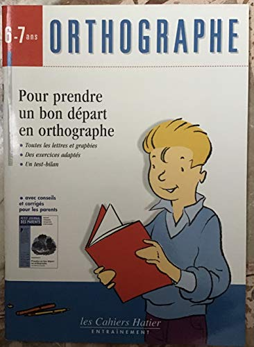 Orthographe 6/7 ans 96