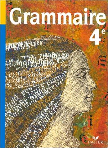 GRAMMAIRE 4E ; MANUEL: CHARAUDEAU, PATRICK ;