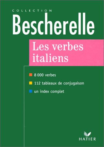 9782218717758: Les verbes italiens 8000 verbes, �dition 97