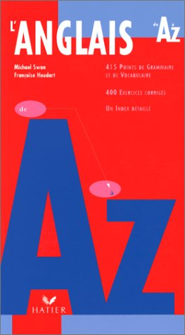 9782218717970: L'Anglais De A-Z (French Edition)