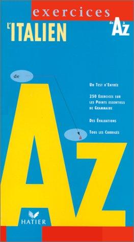 Italien De a A Z Exercices Edit 97 71804: G Ulysse